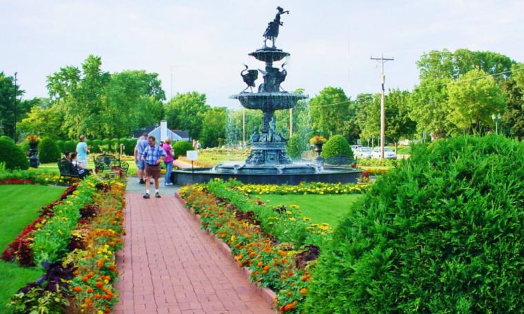 St Cloud Minnesota Clemons Garden