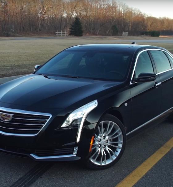 Consumer Reports Praises The 2016 Cadillac CT6
