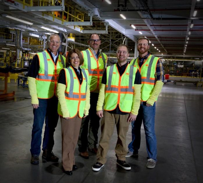 Five regular people will test the new Ford Super Duty trucks