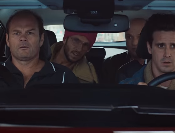 Mark Christopher Chevy >> [VIDEO] Cast of The Wire Reunited for New Prius Commercial - The News Wheel