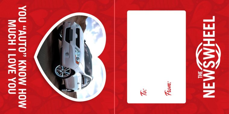 Valentines Day Card from The News Wheel auto 1200x600