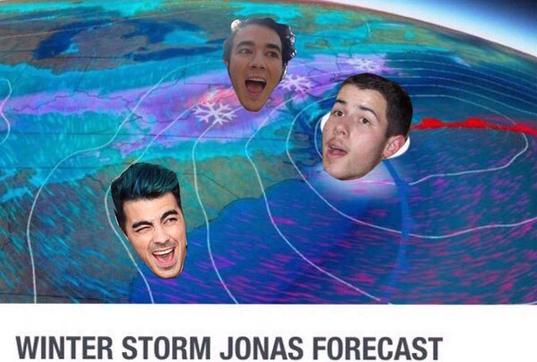 Winter Storm Jonas Forecast