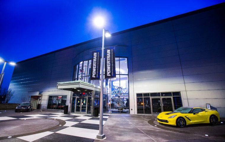 GM Powertrain Performance and Racing Center
