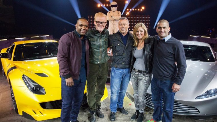 New Top Gear Hosts in Liverpool