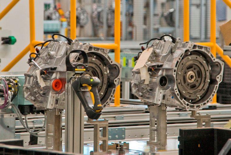 Ford PowerShift Dual-Clutch Automatic Transmission
