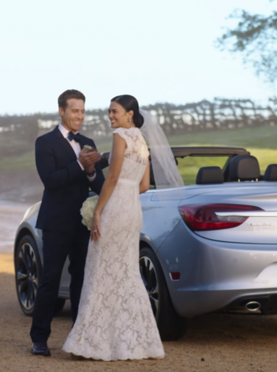 """2016 Cascada Convertible Gets the """"That's Not a Buick ..."""