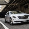 David Flynn finally received the first production model Cadillac CT6 that he bid $200,000 for the right to own last year