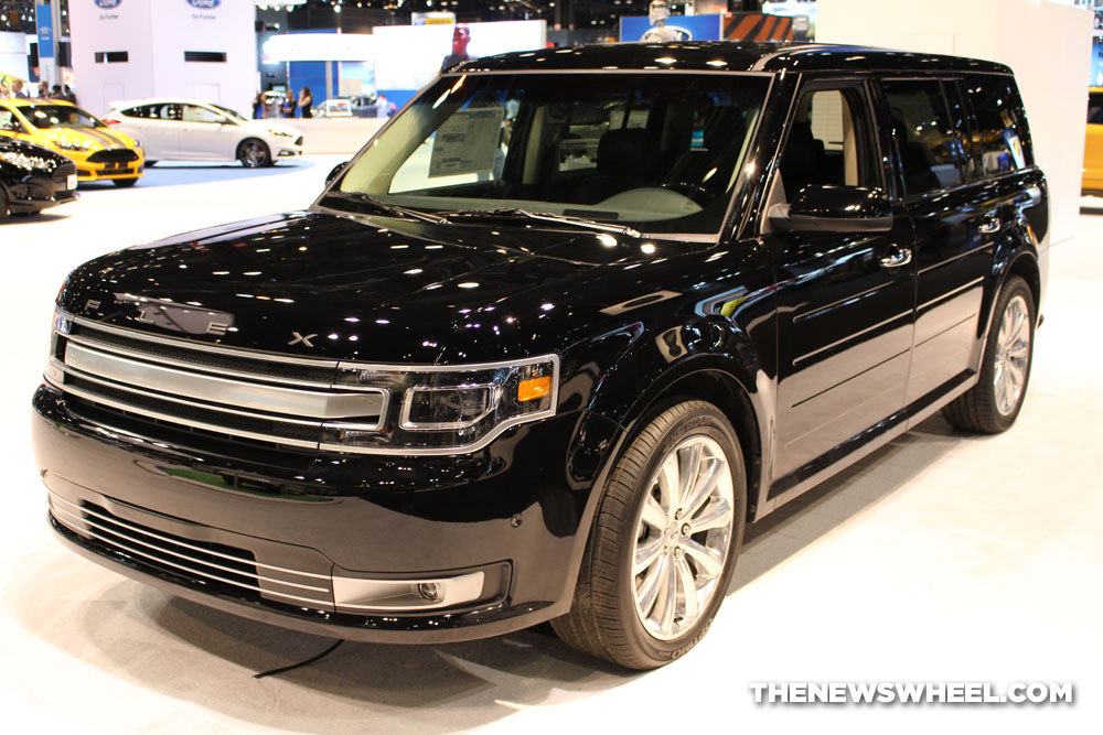 All Wheel Drive Cars List >> 2016 Ford Flex Overview - The News Wheel