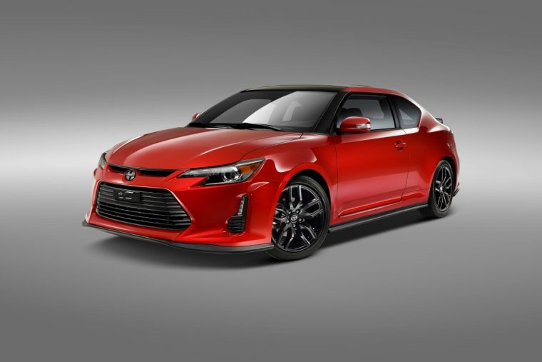 2016 Scion tC Release Series 10.0
