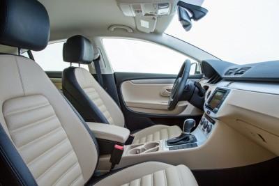 2016 Volkswagen CC Front Interior