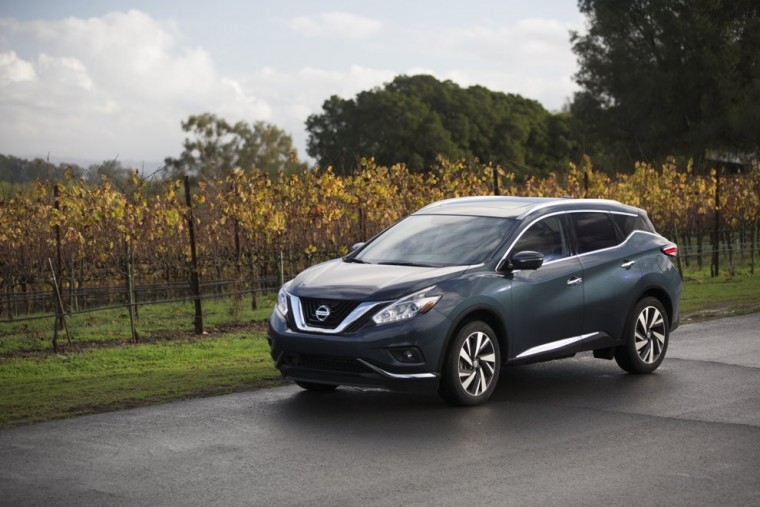 2016 Nissan Murano The Editing Team At Us News