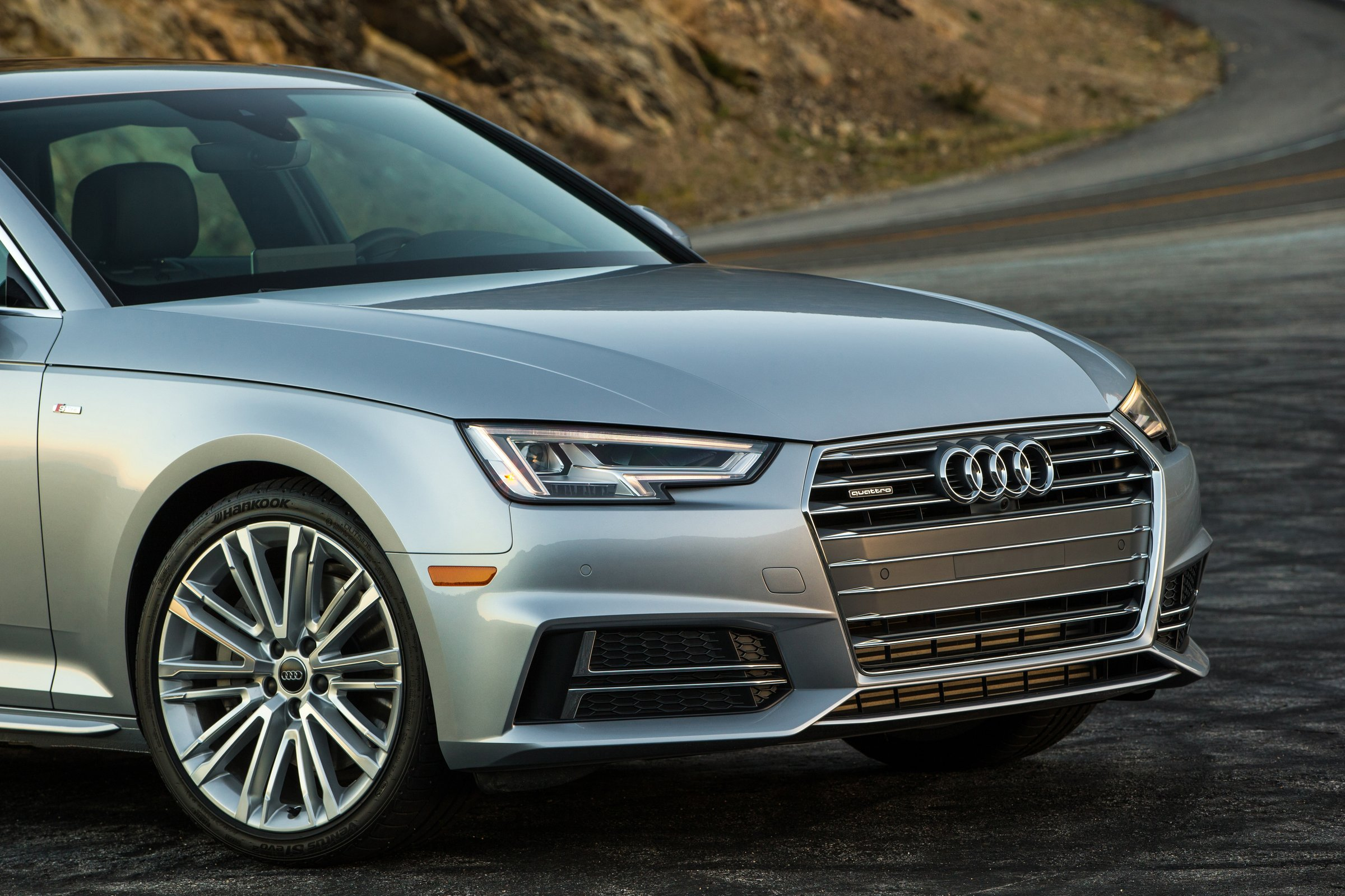 2017 Audi A4 Grille The News Wheel
