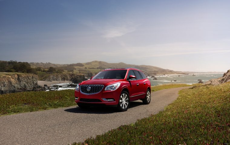 Buick has announced it will debut the new 2017 Enclave Sport Touring Edition at the 2016 New York International Auto Show