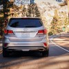 2017 Hyundai Santa Fe Model Overview rear exterior