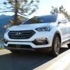 The 2017 Hyundai Santa Fe Sport is a popular crossover SUV that comes with a 10-year/100,000 mile limited powertrain warranty