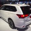 2017 Mitsubishi Outlander PHEV Side