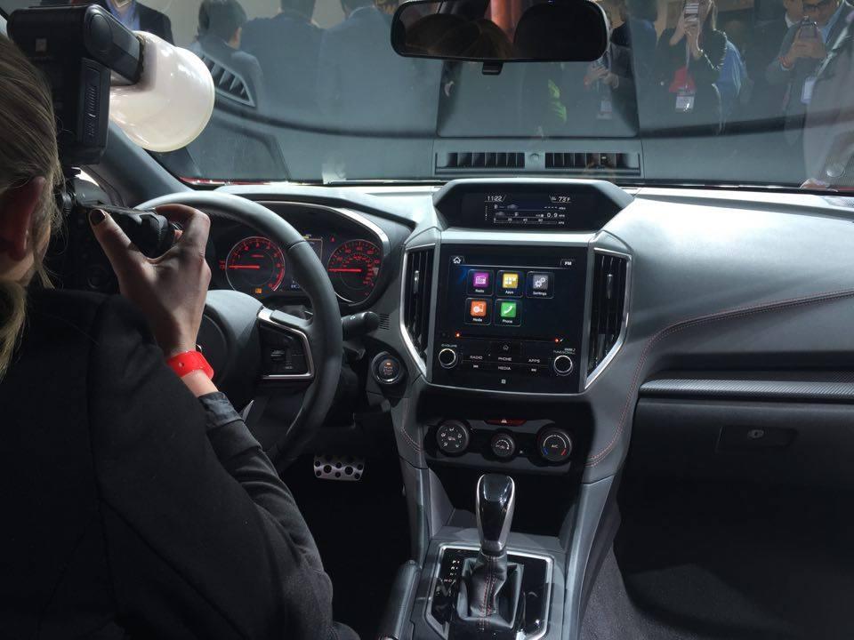 2017 Subaru Impreza Interior The News Wheel