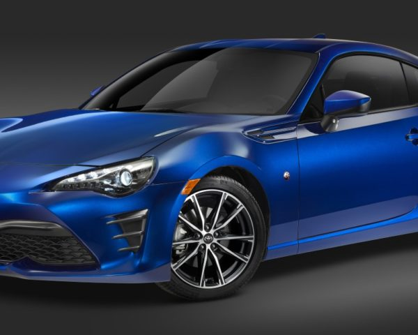 Scion FR-S vs  Toyota 86: What's Changing? - The News Wheel