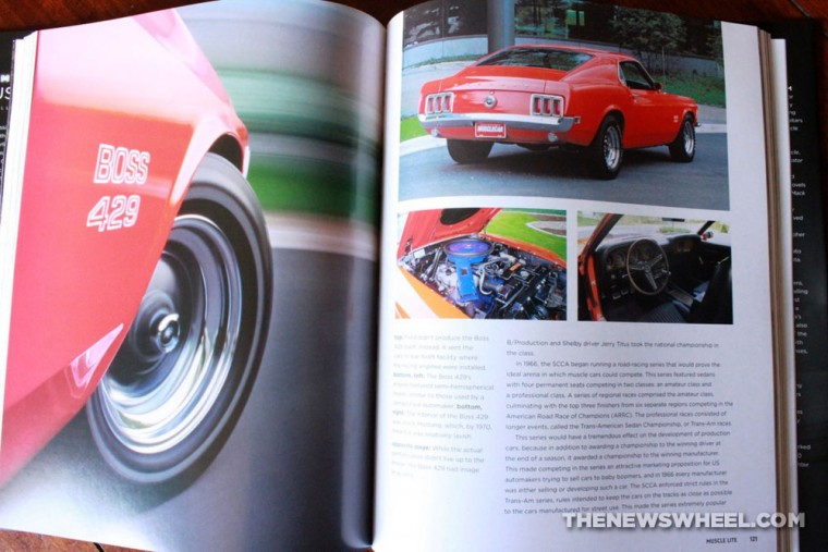 American Muscle Cars Book review Motorbooks review content selection