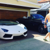 UFC Fighter Conor McGregor has added a Rolls-Royce Phantom Drophead and Lamborghini Aventador to his large collection of cars