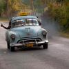 Cuban Classic Car Driving