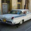Cuban Classic Car Rear Wings