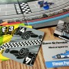 IndyCar Unplugged racing board game review cards