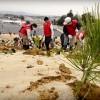 Nissan Tsunami recovery Volunteers