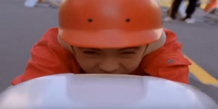 Frankie Muniz is a soap box derby super star - Miracle on Lane 2