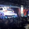 New York Auto Show Hyundai presentation IONIQ hyrbid EV conference