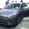 New York Auto Show Hyundai presentation IONIQ plug in hybrid