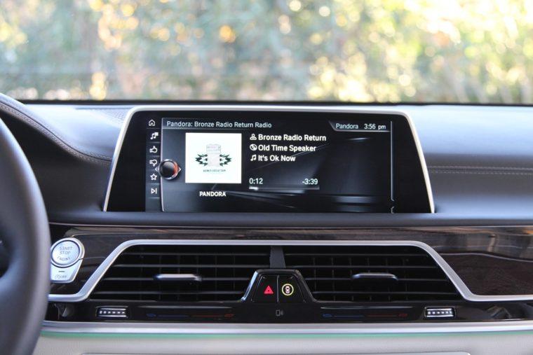 Pandora Integration BMW 7 Series