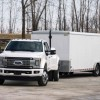 Ford's new Trailer Reverse Guidance technology will be optional for the 2017 Super Duty