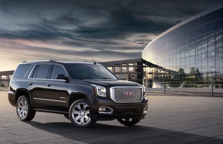 The award for Best Large SUV for Families from US News & World Report went to the 2016 GMC Yukon