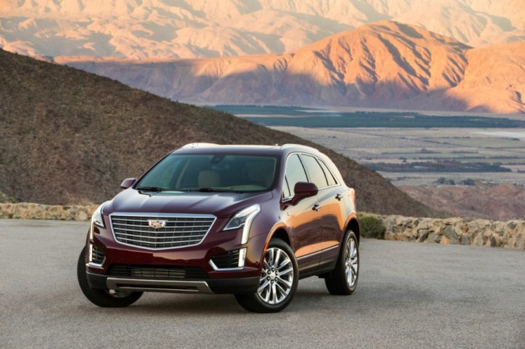 According to Cadillac President Johan de Nysschen, the new XT5 crossover could eventually be offered with a turbocharged four-cylinder engine