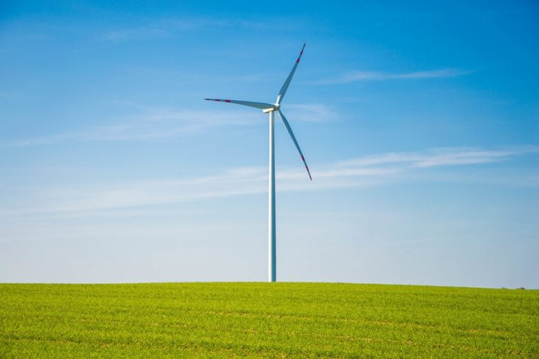 Toyota hydrogen fuel cell wind turbine