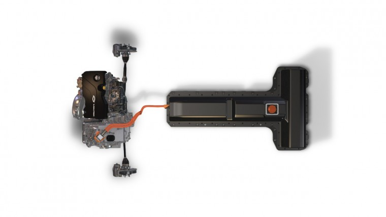 Chevrolet Volt Voltec Propulsion system