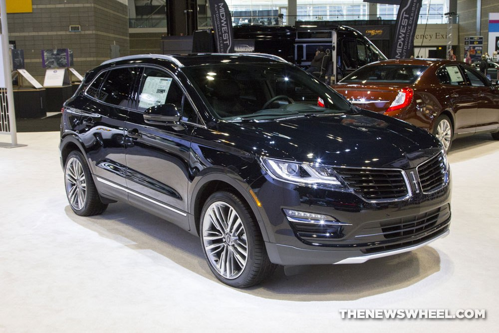 2016 Lincoln Mkc Overview The News Wheel