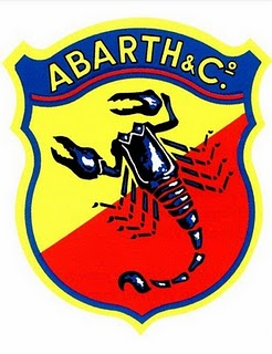 original Abarth scorpion logo