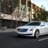 The 2017 Cadillac CT6 plug-in hybrid will feature three engines that will combine for 449 horsepower and an all-electric range of 37 miles