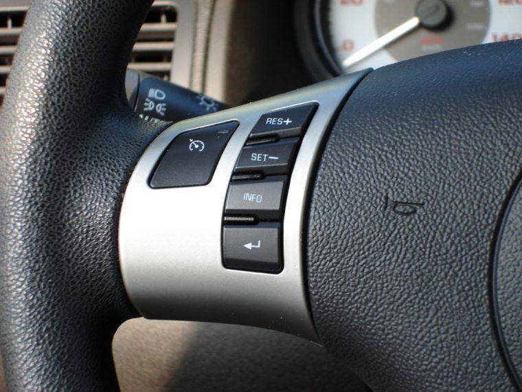 Pontiac G5 Cruise Control