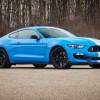 2017 Shelby GT350 Grabber Blue