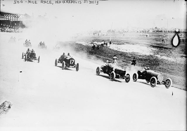 Formula One vs. IndyCar Racing - 1913 indy 500