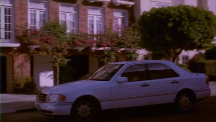 1998 Mercedes-Benz C280 The Room Tommy Wiseau