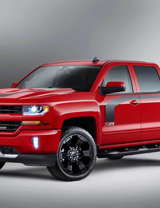 earnhardt approved 2016 chevy silverado rally edition debuts ahead of duck commander 500 the. Black Bedroom Furniture Sets. Home Design Ideas