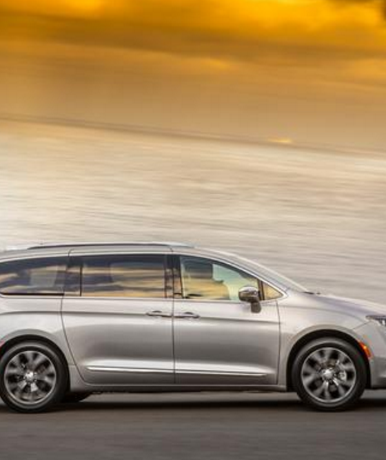 2017 Chrysler Pacifica Minivan Makes Cut For North