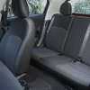 2017 Mitsubishi Mirage Seating