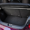 2017 Mitsubishi Mirage Trunk Space
