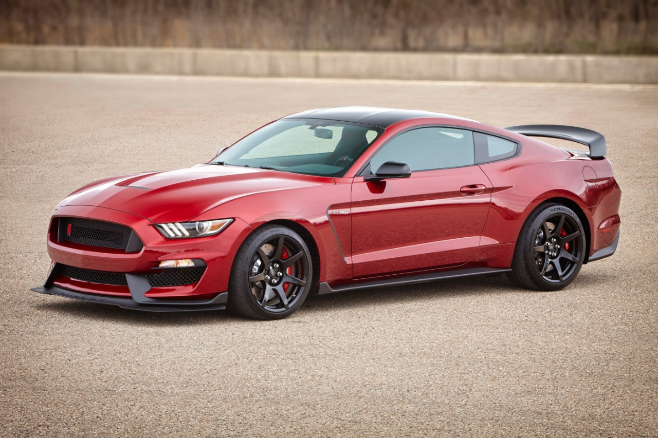 2017 shelby gt350 ruby red metallic 1 the news wheel. Black Bedroom Furniture Sets. Home Design Ideas