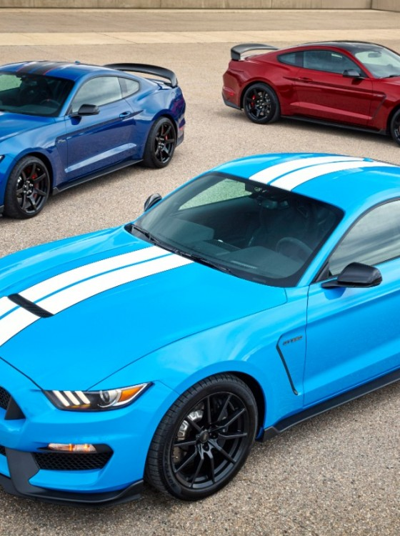 Ford Confirms New Colors, Standard Features for 2017 ...
